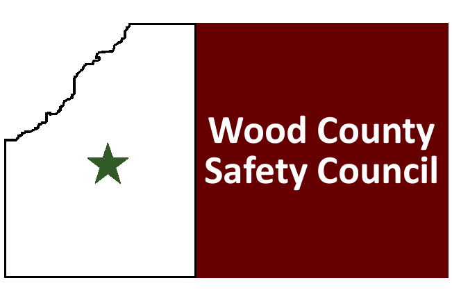 wood county safety council logo
