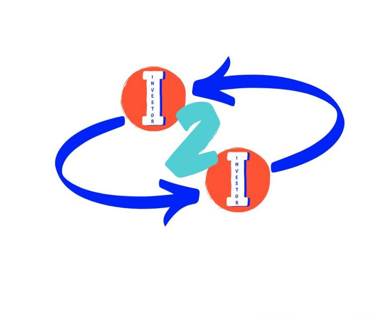 investor 2 investor logo