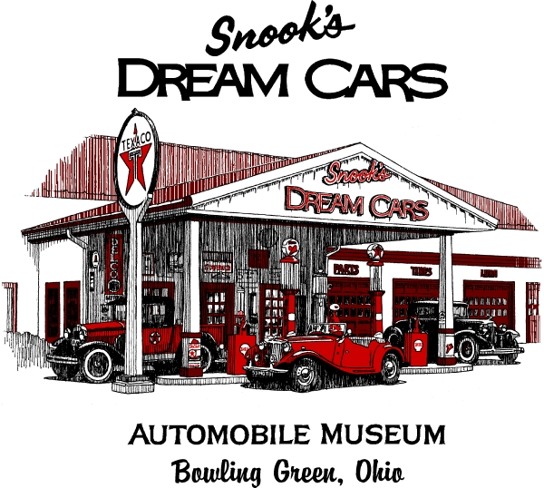 Snook's Dream Cars